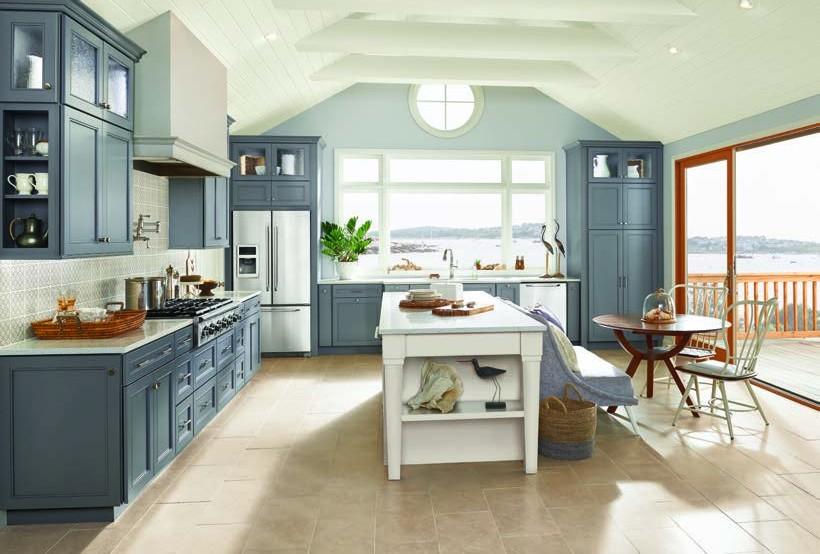 Matteo Family Kitchens & Flooring - House & Home Magazine