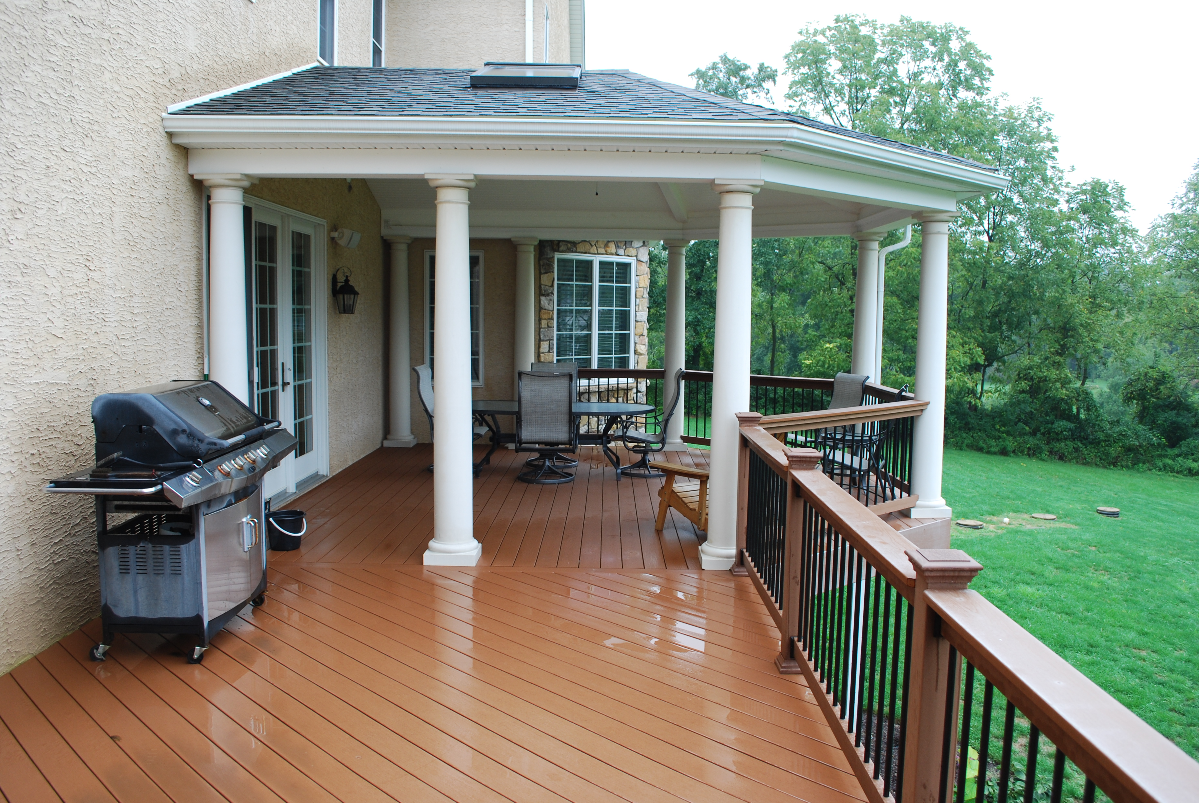 Composite Deck in Malvern, PA