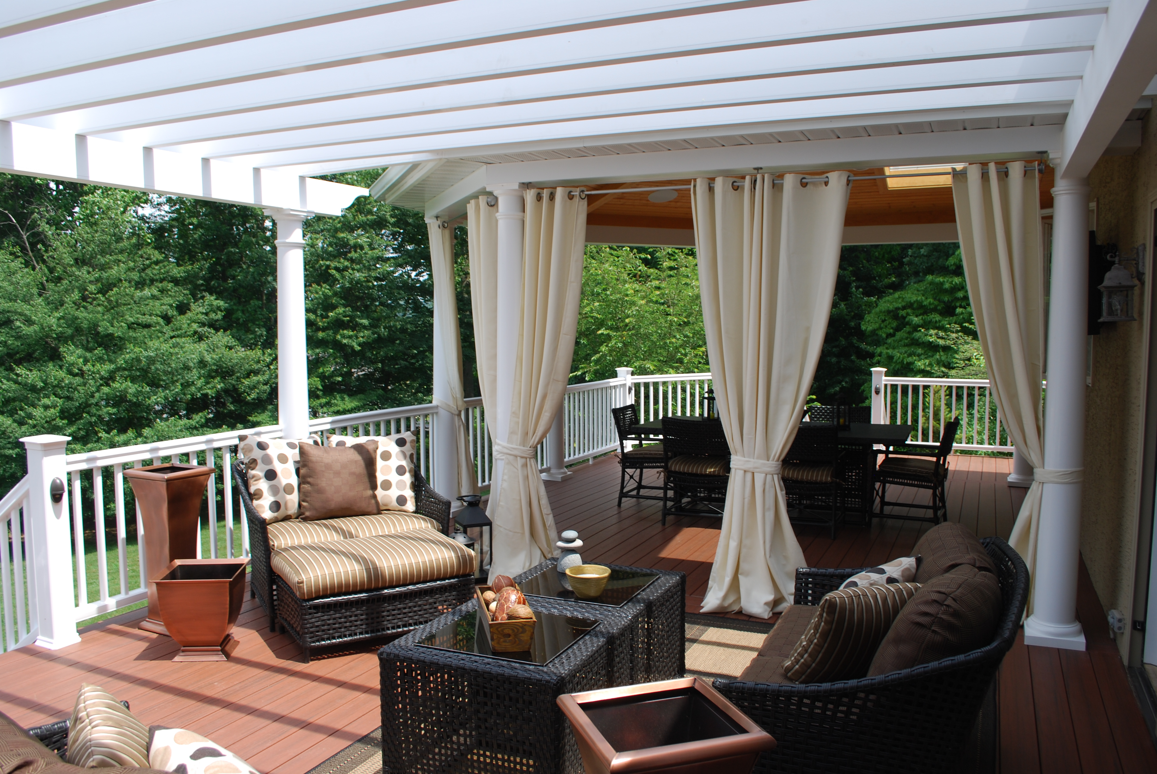 Deck and Porch in Media, PA