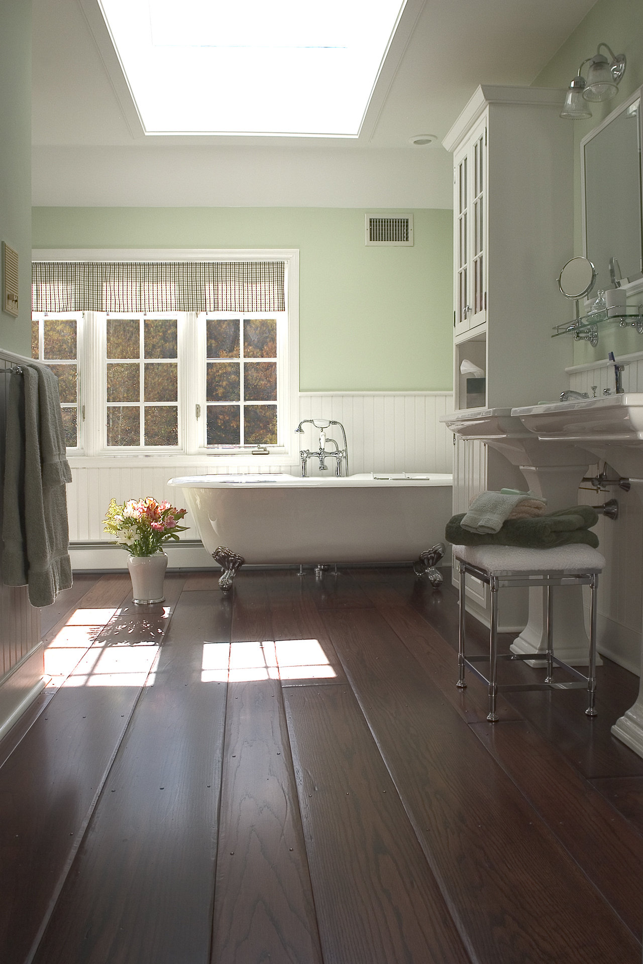 Vintage Master Bathroom- West Chester, PA