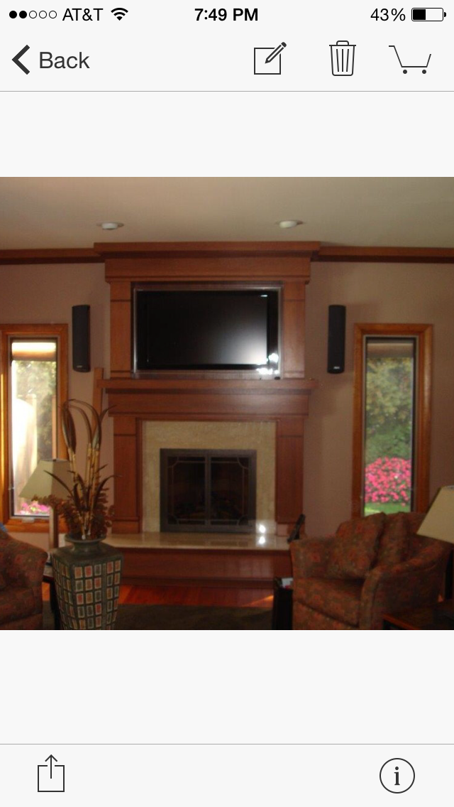 Custom Fireplace,Cabinetry and Woodwork