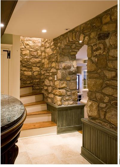 Historic Basement Renovation