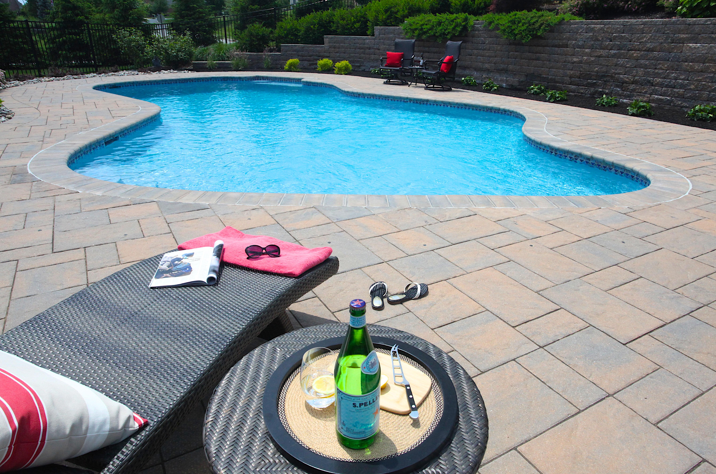Swimming Pool - Greenview Designs, LLC - House & Home Magazine