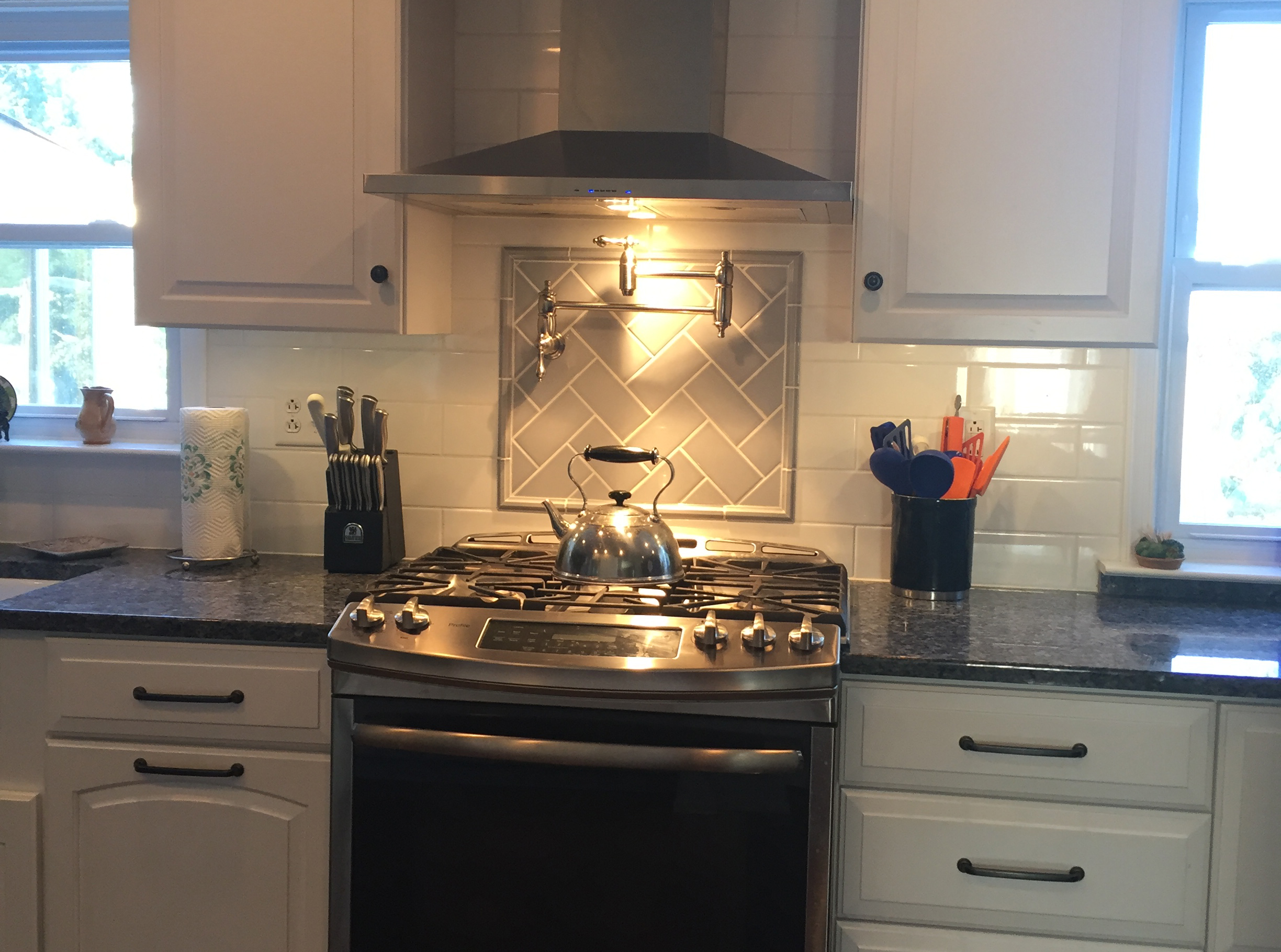 Recent Remodeled Kitchen