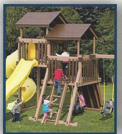 Good Time Tower Playset