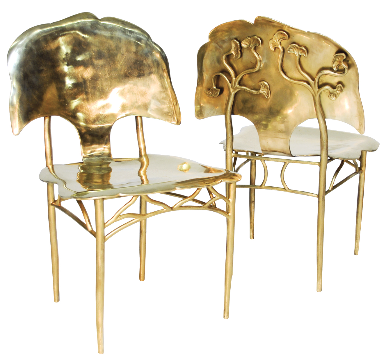 Bronze Chairs