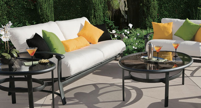 Tropitone Outdoor Set