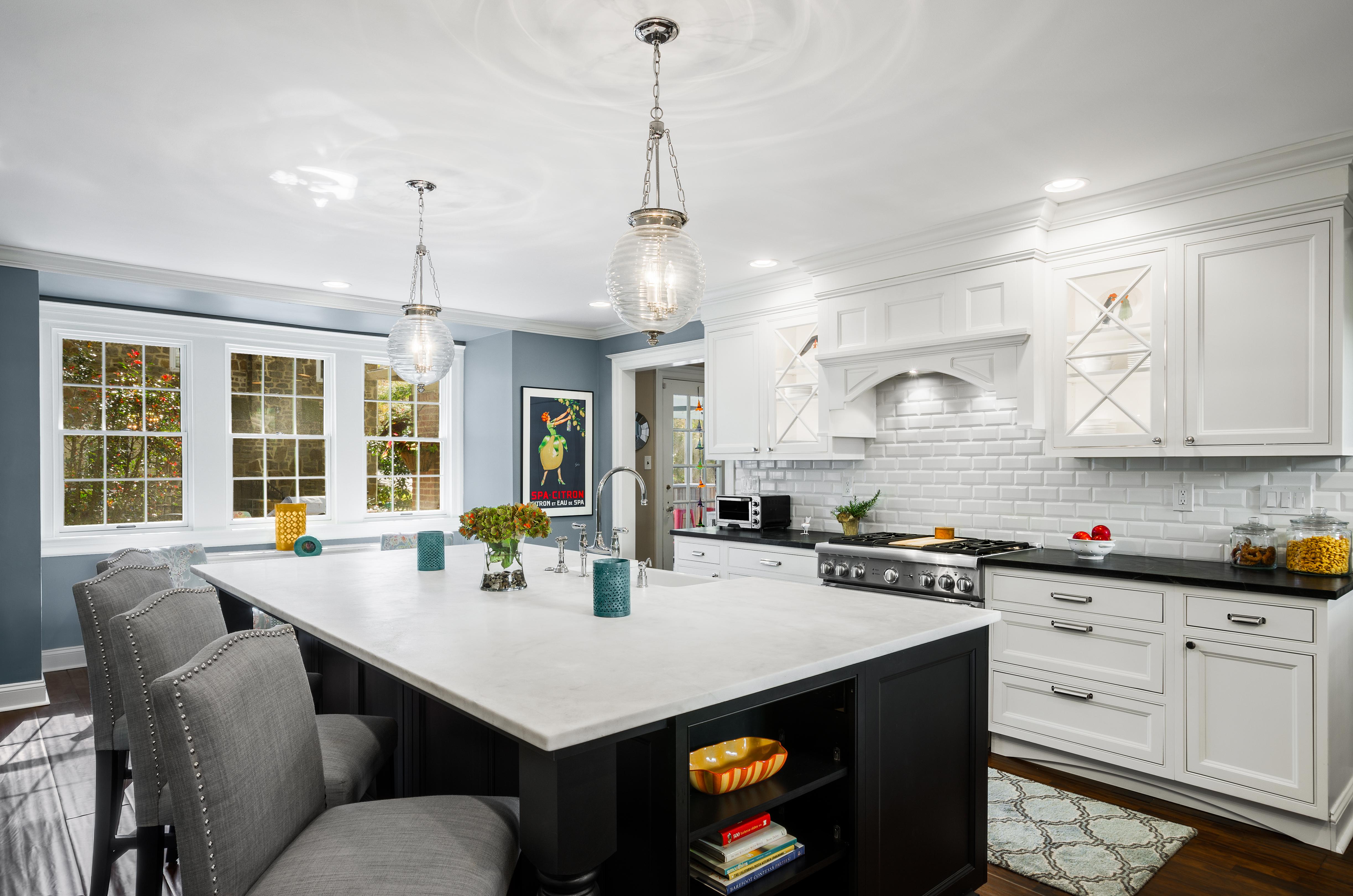 2015 Delcy Award winning kitchen - MAIN LINE KITCHEN DESIGN - House ...