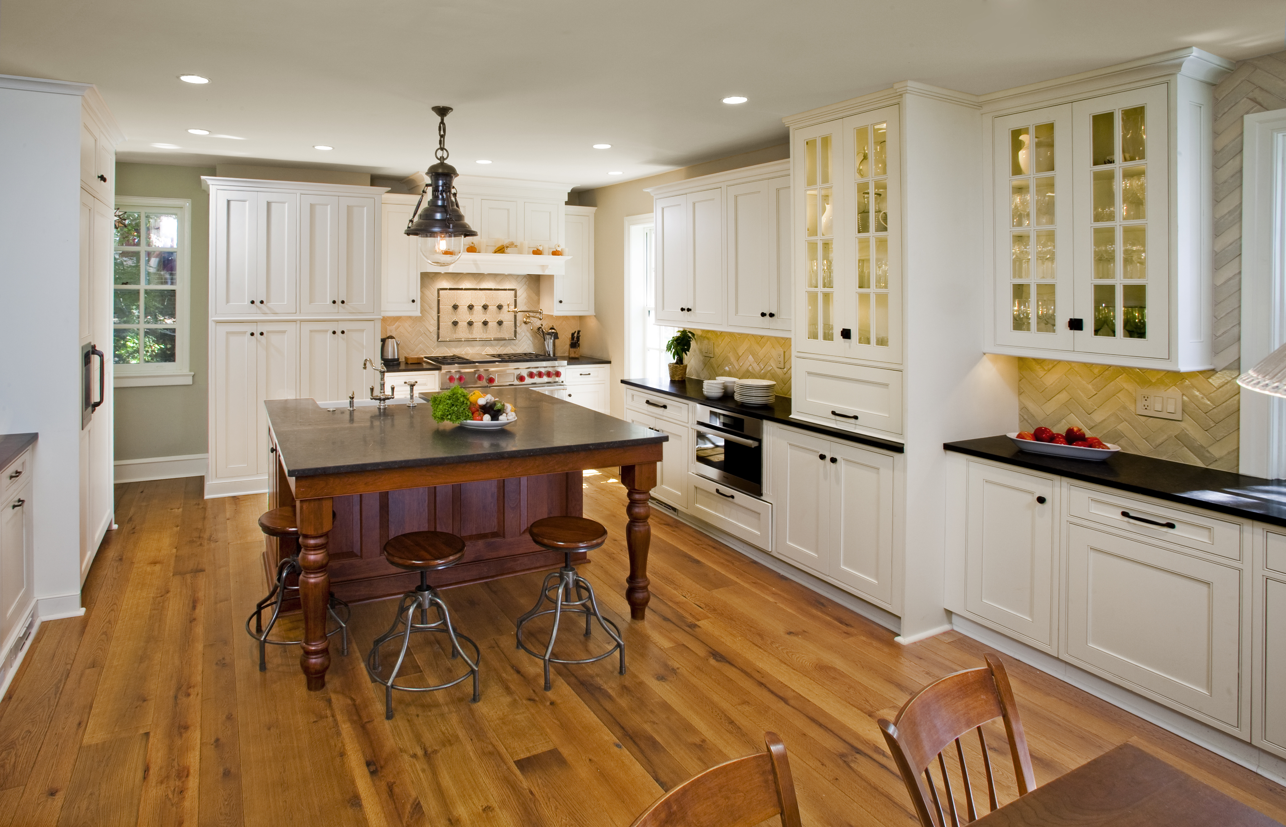 Period Inspired Kitchen- Wayne, PA
