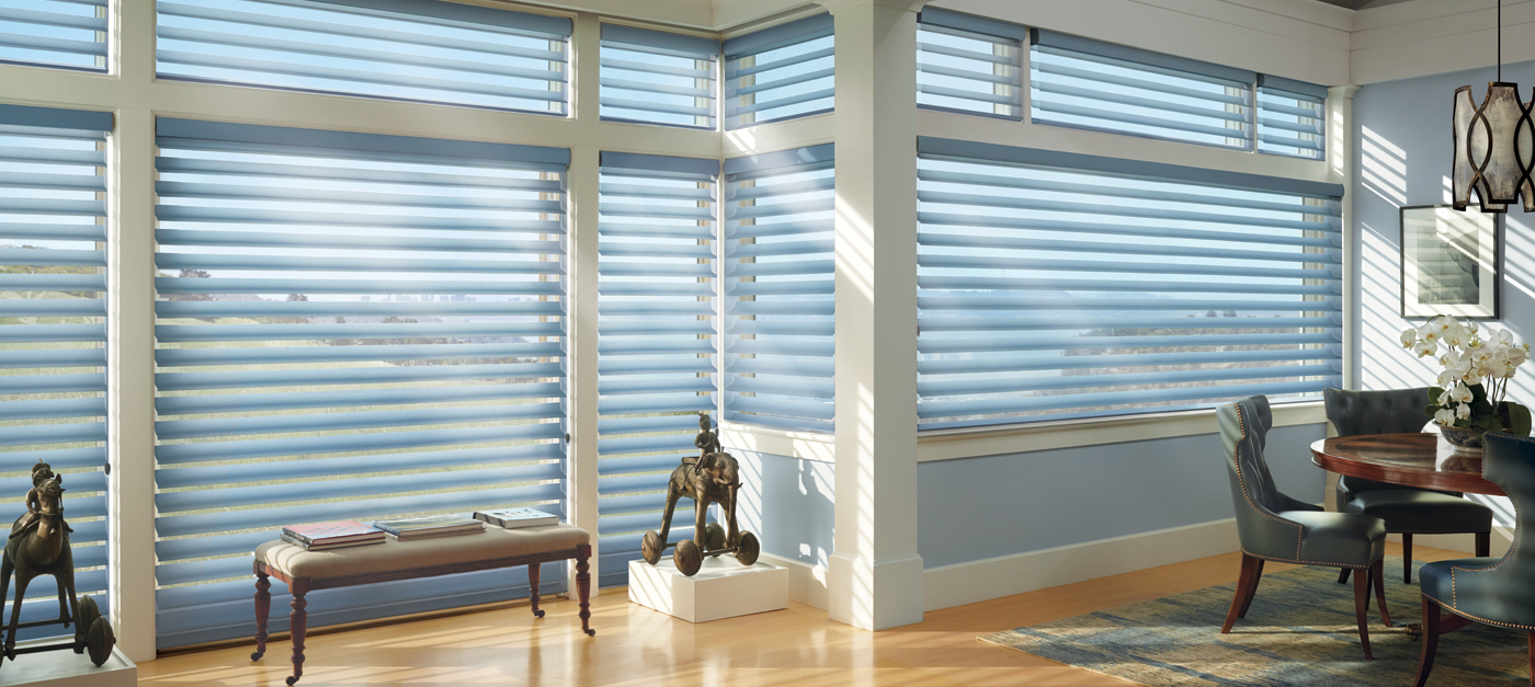 Hunter Douglas Silhouette Blinds Shade And Shutter Factory House Home Magazine
