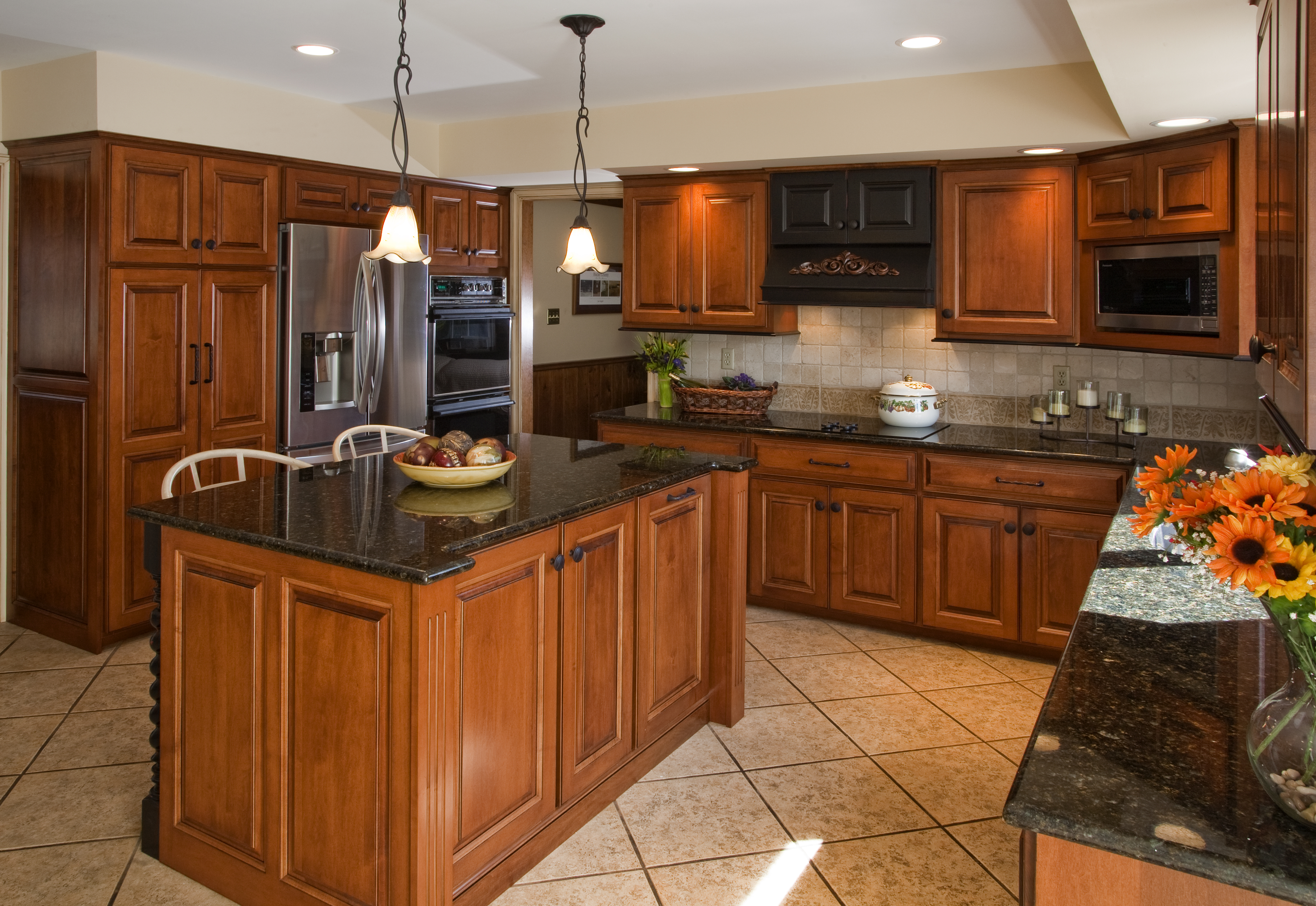Microwave Cabinet Paint Almond