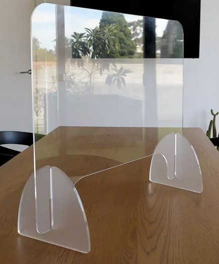 Acrylic Plastic Guards